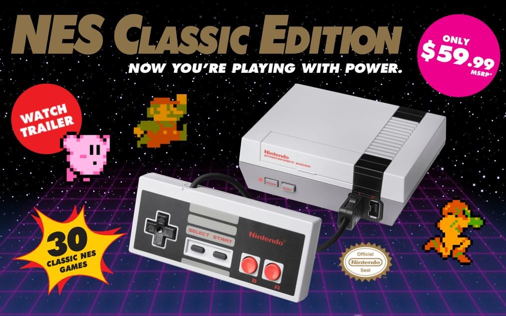 The NES Classic is back in stores. Here's how to get it