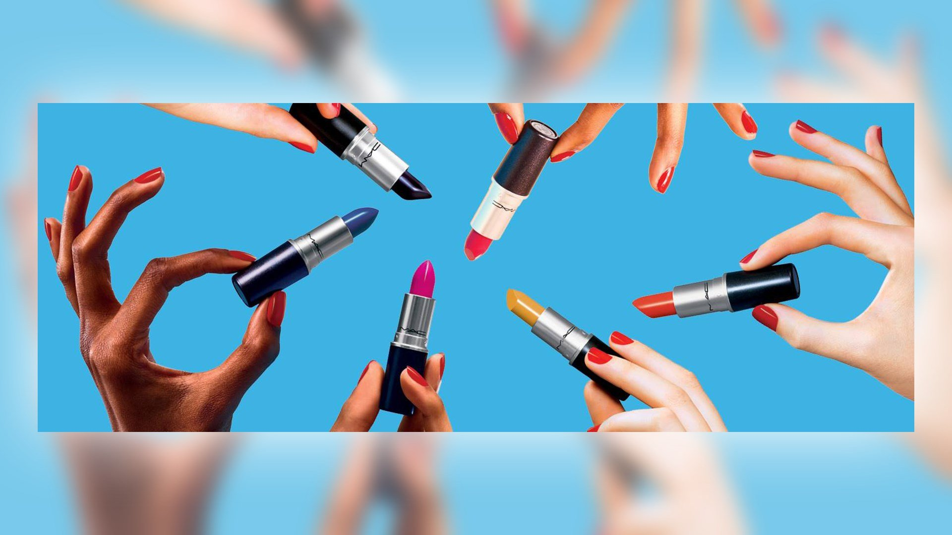 FREE MAC lipstick on Sunday, July 29