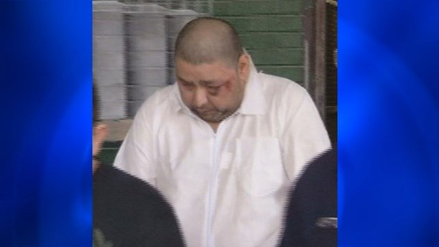 Ray Rosas, facing 3 charges of attempted capital murder of a police officer.