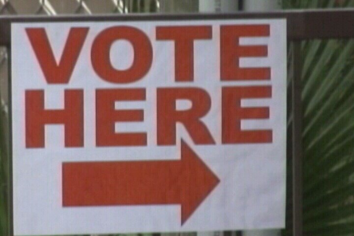 Most of Nueces County's 120 polling locations are not A.D.A. compliant.