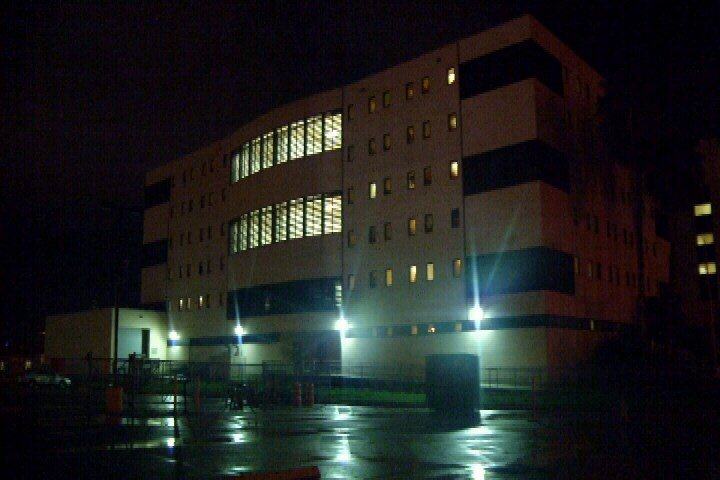 Jailers found inmate unconscious just after 1:30am