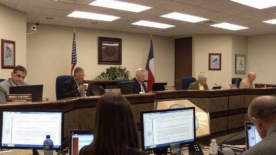 County leaders approved the reimbursements at Wednesday's meeting.