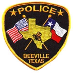(Courtesy: Facebook) Beeville Police badge.