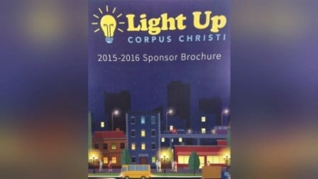 Light Up Corpus Christi is bringing streetlights to North Beach and Leopard and Peoples Streets.