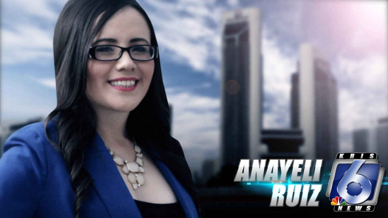 Anayeli Ruiz is a reporter for KRIS6 News.