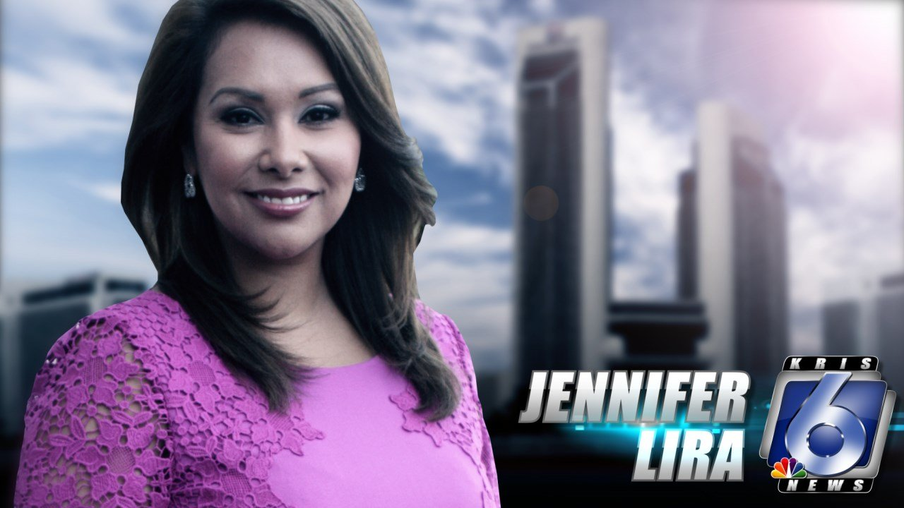 Jennifer Lira is an anchor and reporter for KRIS6 News.