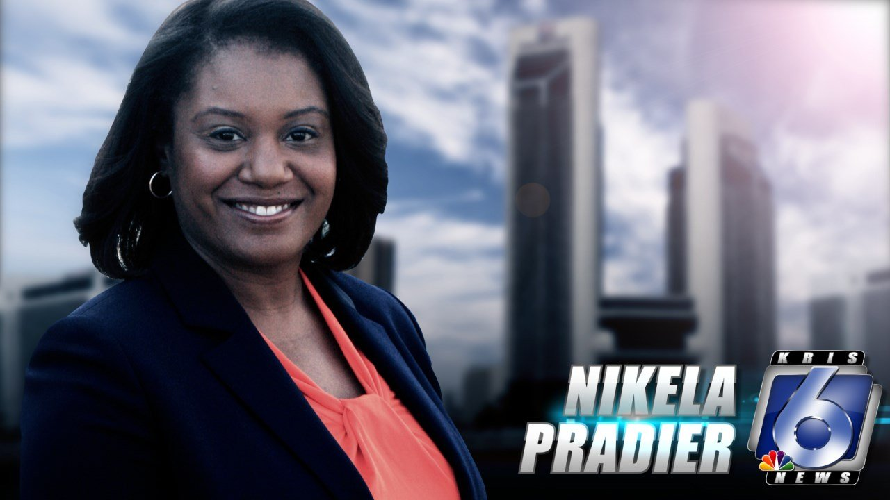 Nikela Pradier is a reporter and producer for KRIS6 News.