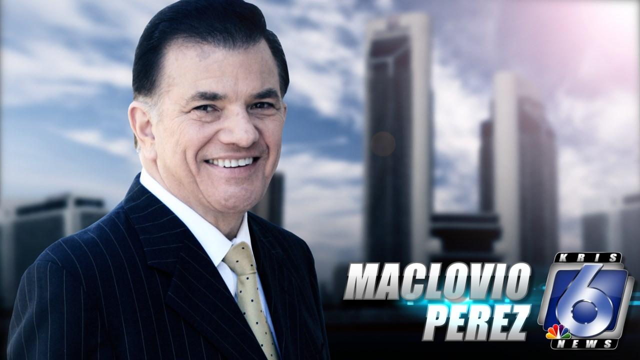 Maclovio Perez, Meteorologist for KRIS 6 News Sunrise.