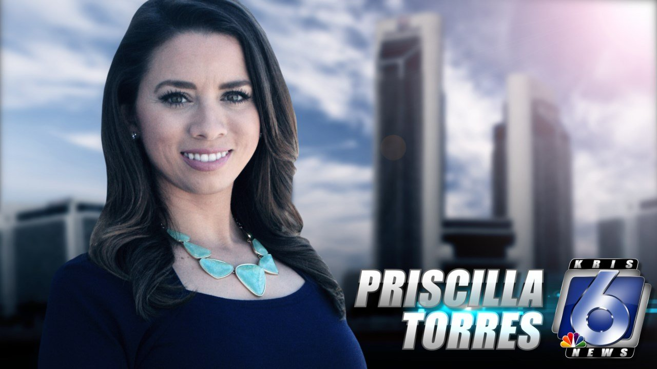 Priscilla Torres, reporter and anchor for KRIS 6 News.