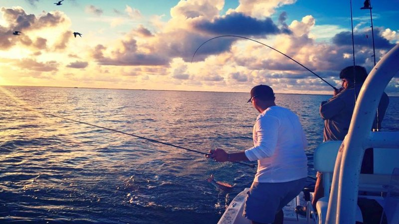 Coastal fishing report continuous news for Corpus christi fishing report