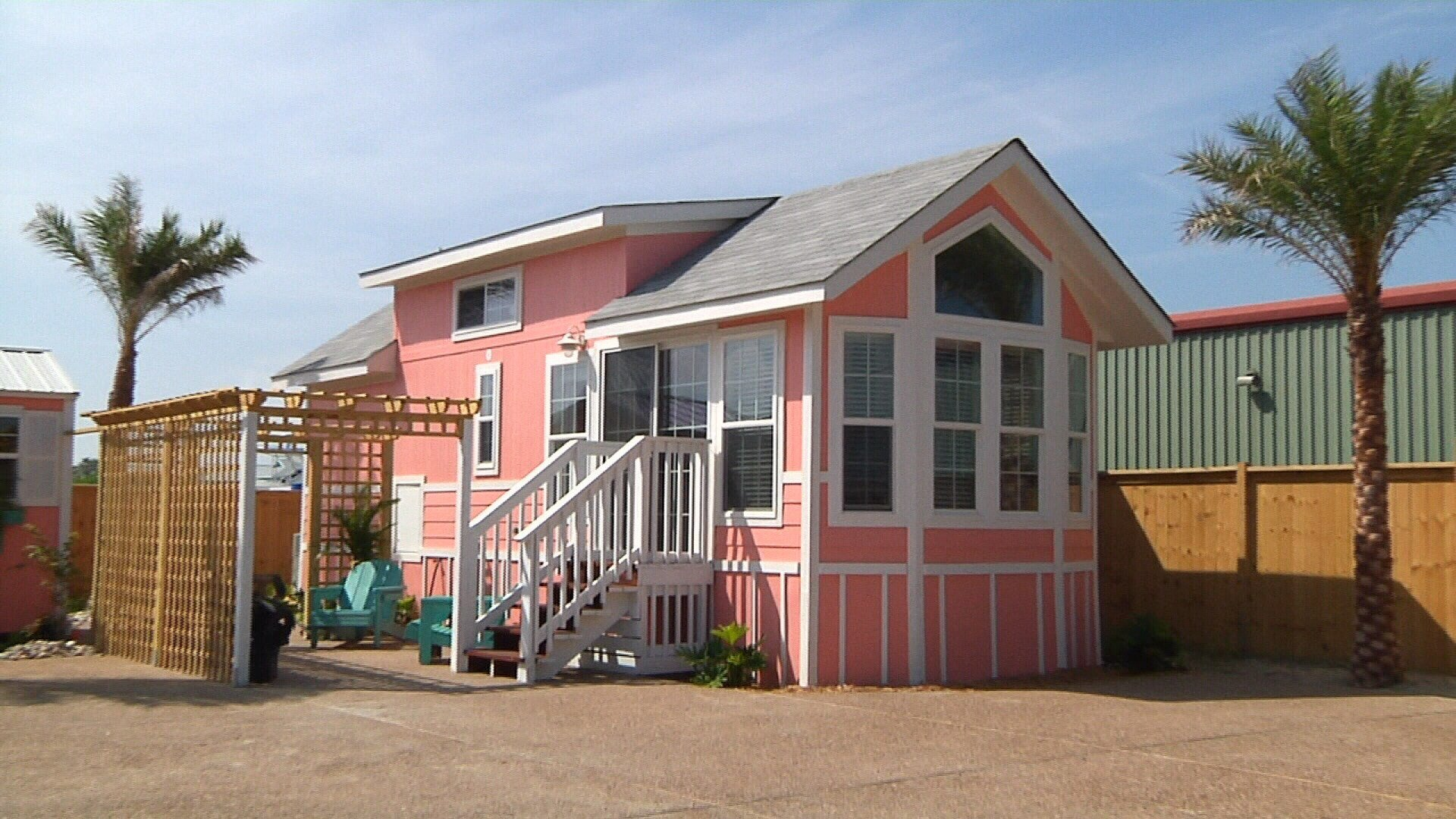 Port Aransas tiny house will appear on HGTV KRISTVcom
