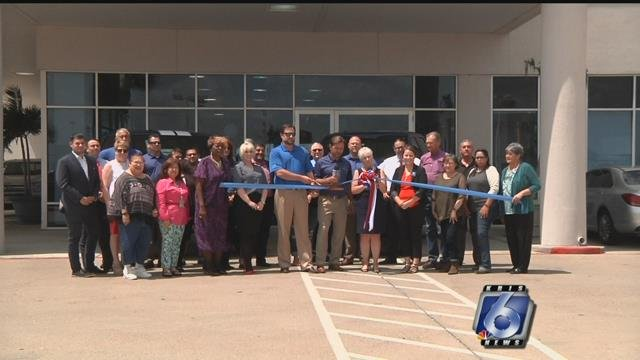 sames ford-nissan of kingsville opens - kristv | continuous news