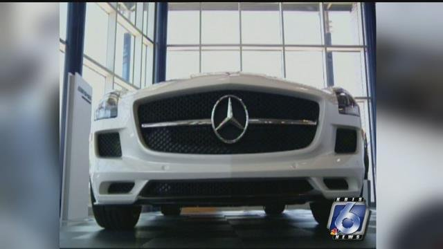 Ed hicks of corpus christi celebrates 40 years of selling Mercedes benz corpus christi