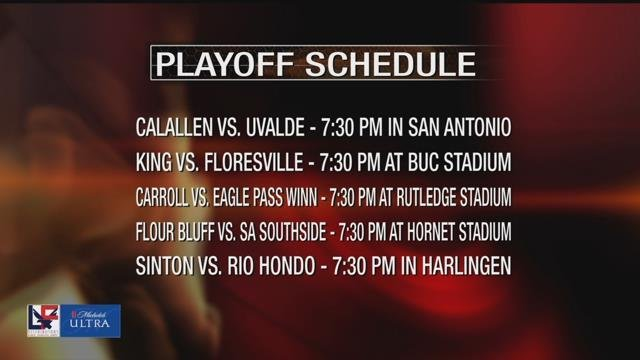 For area teams and their district rivals