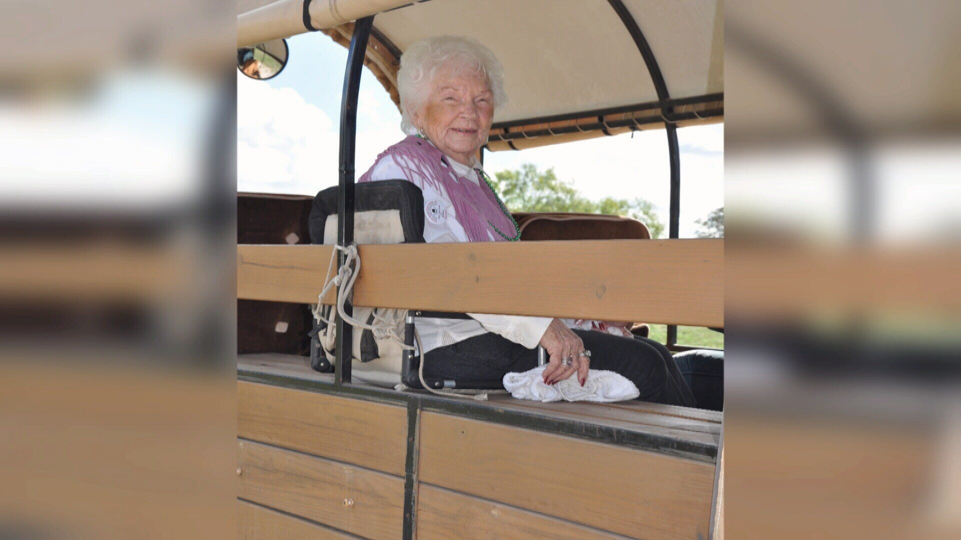 Fitting tribute for Ona Wright Van Dorn, late South Texas Trail -  KRISTV.com | Continuous News Coverage | Corpus Christi