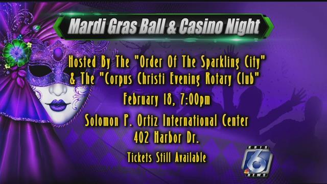 Corpus christi casino party