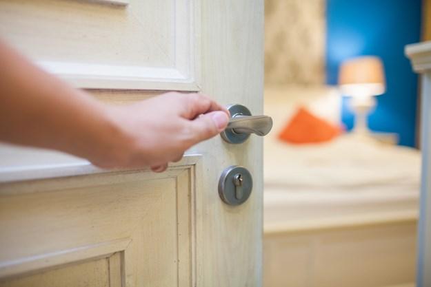 practice healthy livingleaving bedroom doors open - kristv