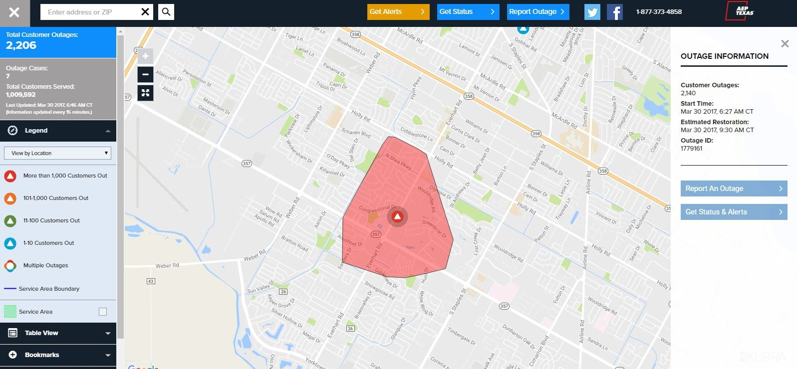 Popular List Delmarva Power Outage Map - Peco energy outage map