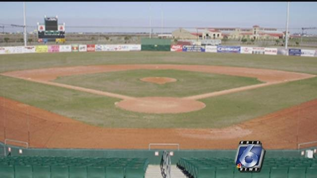 Robstown baseball field once home to the aviators gets repurpose robstown baseball field once home to the aviators gets repurpose kristv continuous news coverage corpus christi malvernweather Images
