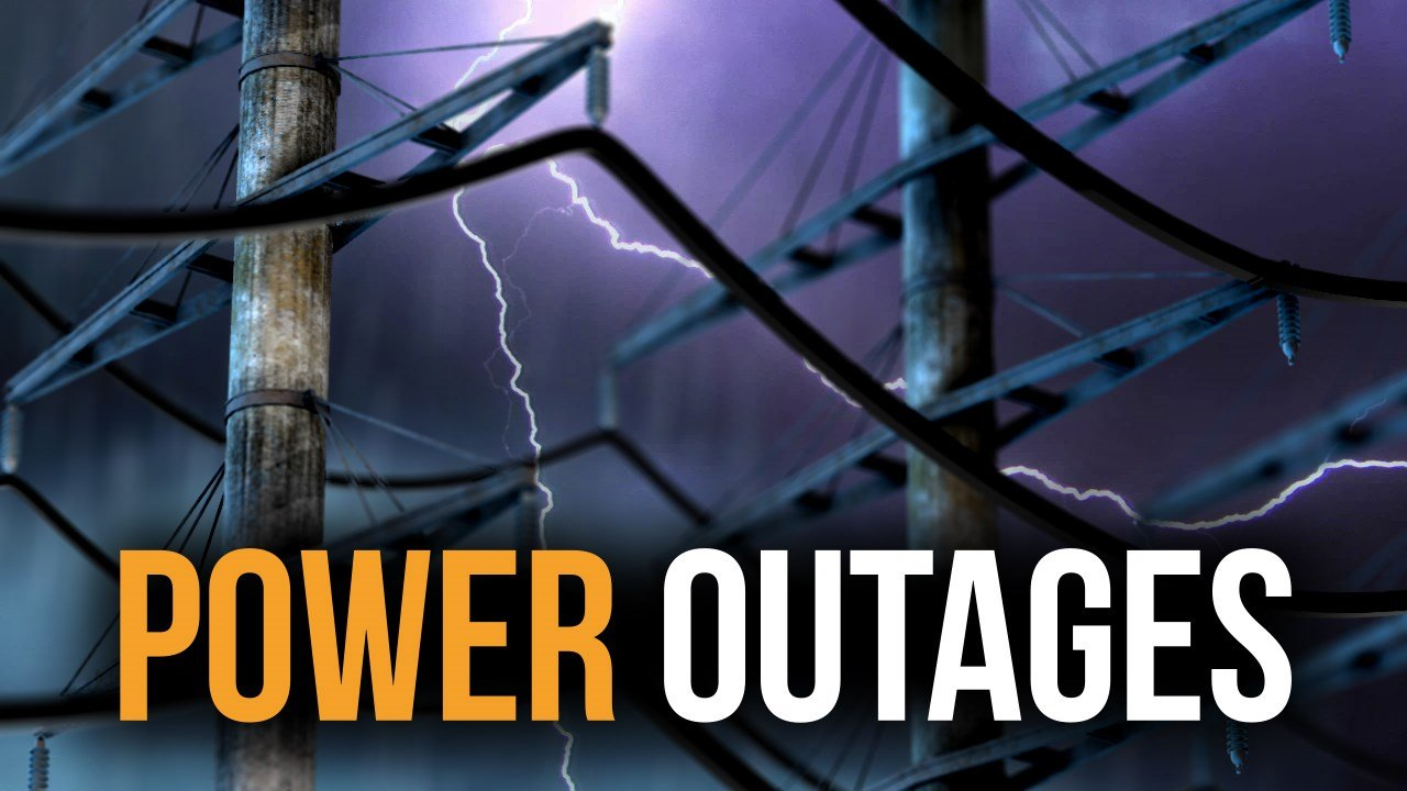 AEP Texas updates power outage numbers Friday morning