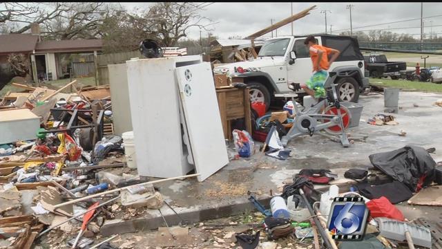 Hurricane Harvey clean-up prompts increase in ER visits