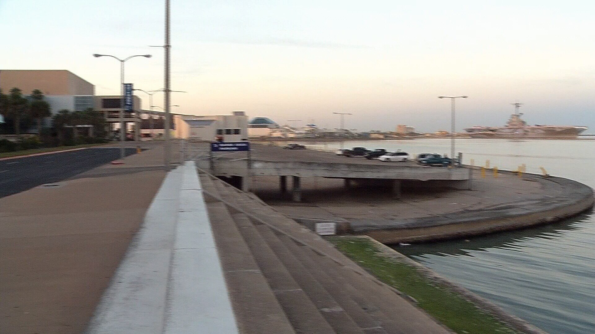 Parking at popular fishing spot restricted during for Corpus christi fishing spots