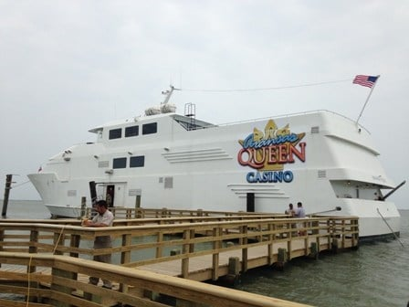 casino cruise port aransas tx