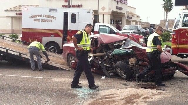 Car Accidents Near Corpus Christi