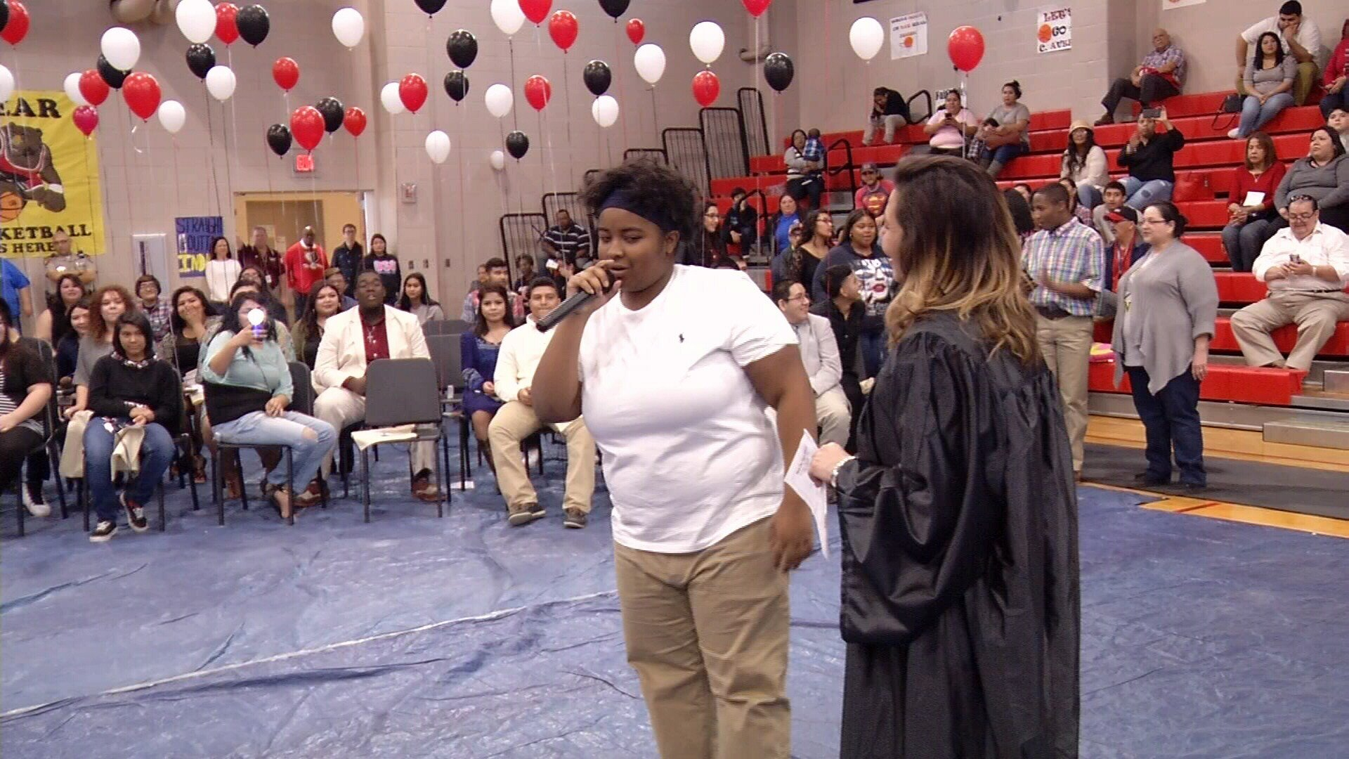 all graduating west oso high school seniors commit to college a big celebration was underway friday over at west oso high school after all of their graduating seniors committed to going to college after graduation