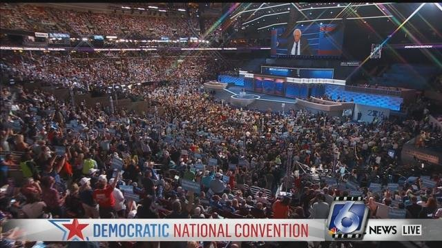 Democratic National Convention 1st day focused on economy - KRISTV.com