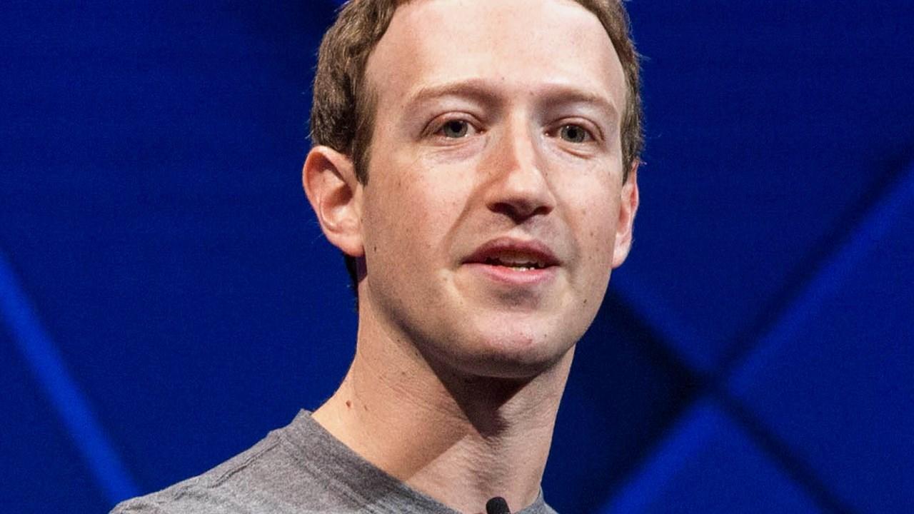 Mark Zuckerberg. Photo: Facebook