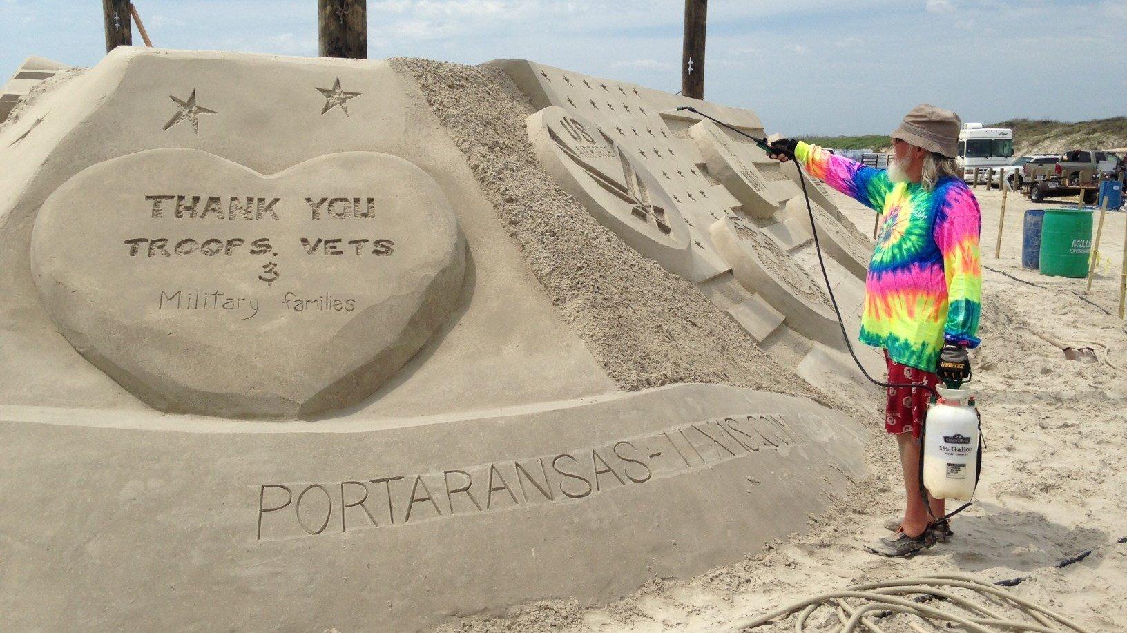 port aransas sandfest 2020